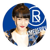 ライムベリー缶バッチ YUIKA Aタイプ