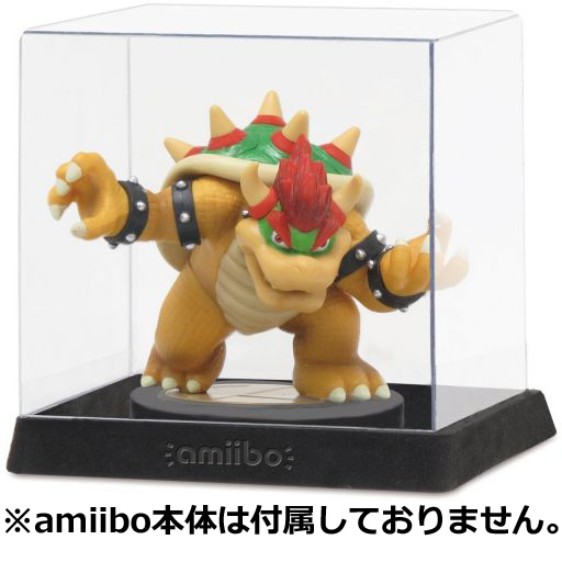 amiibo clear case · large