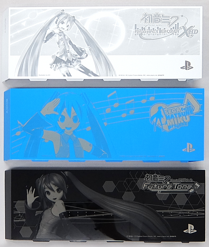 PlayStation 4 Hatsune Miku - Project DIVA - Special Pack 1 TB (Jet Black)