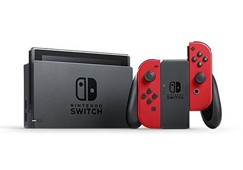 Nintendo Switch Body Super Mario Odyssey Set