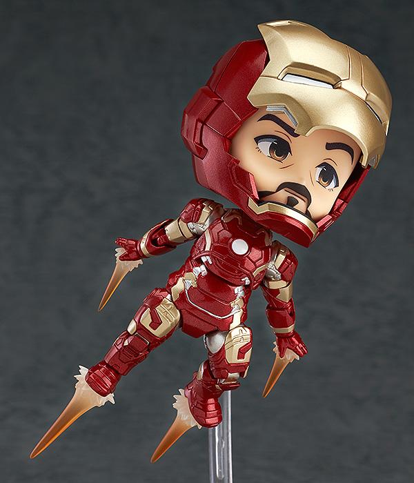 "Nendoroid Iron Man Mark 43 Heroes Edition + Ultron Sentry Set ""Avengers / Age of Ultron"""
