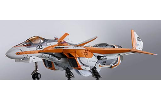 DX superalloy Macross Delta VF-31E Siegfried Chuck Mustang machine Approx 180mm