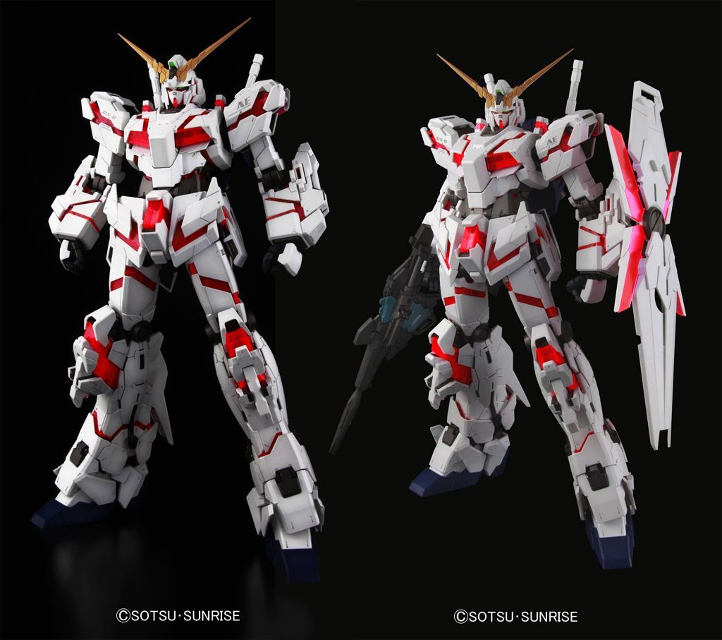 PG 1//60 RX-0 Unicorn Gundam Mobile Suit Gundam UC