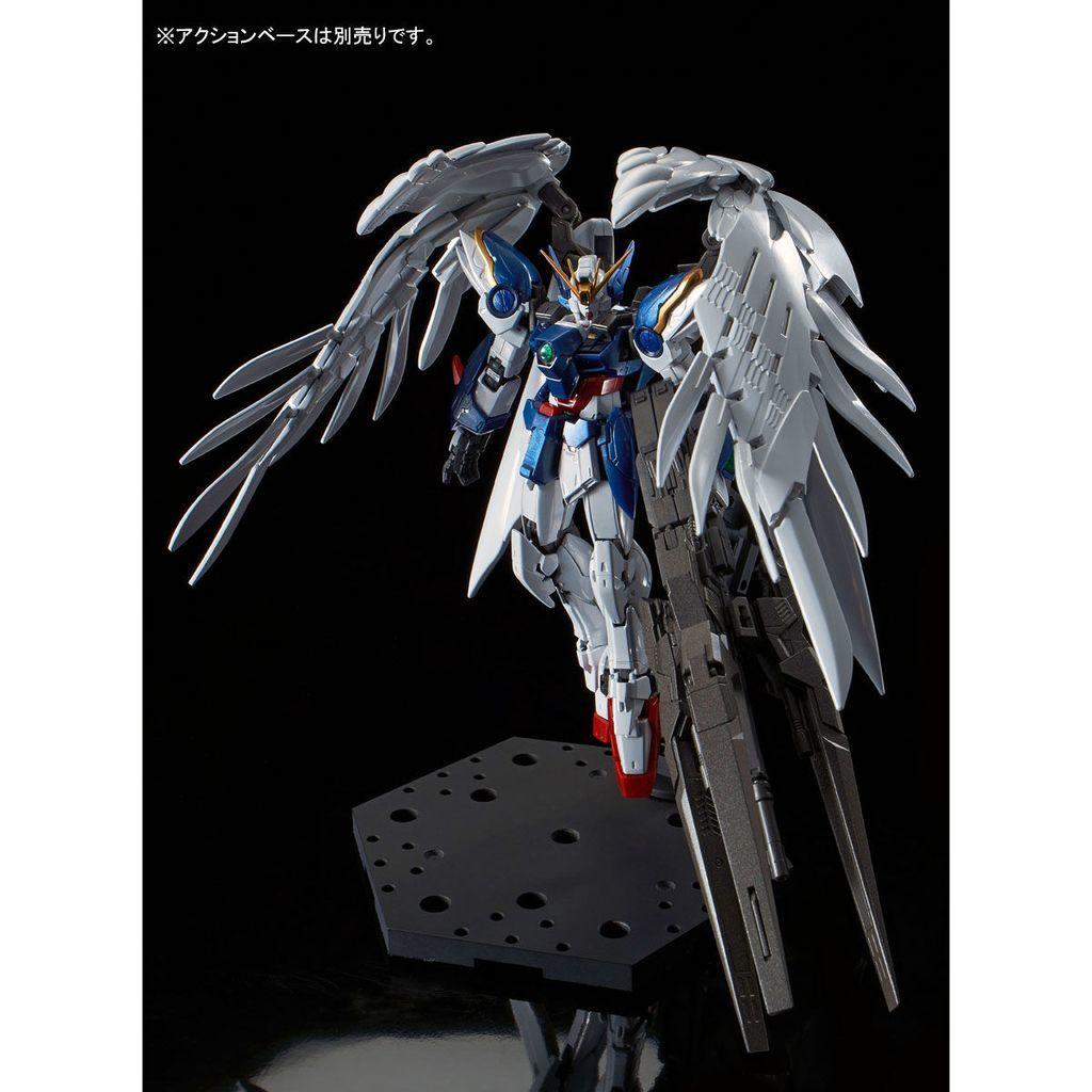 20 Wing Gundam Rg Images