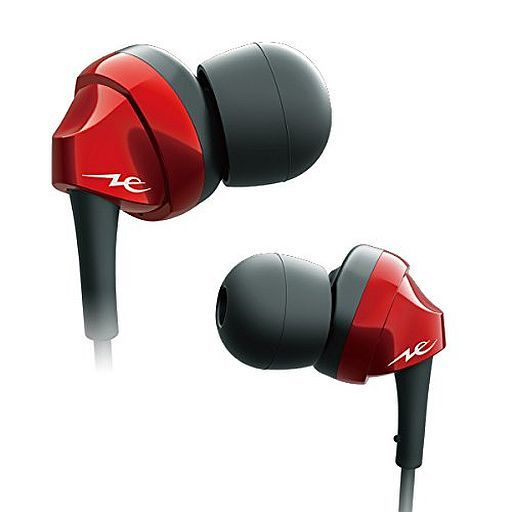 Radius high-quality Bluetooth earphone ULTIMATE Solid (red) [HP-N300BTR]
