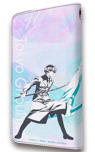"Saseyo Sasaki Notebook Type Smartphone Case ""Tokyo Tsubaki Tokyo Ghoul: re"""