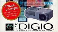 DIGIO(デジオ) SJ-1 SEGA LCD DIGITAL CAMERA