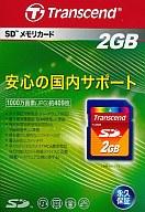 スタンダード SD CARD 2GB