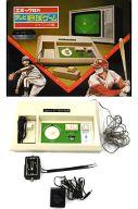 エポック社のテレビ野球ゲーム(マイコン内蔵)