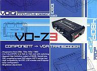 海外版 COMPONENT VGA TRANSCODER[VD-Z3]