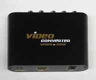 VIDEO CONVERTER YPBPR TO HDMI [LKV354]