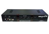 XSELECT-D4 AVセレクター (状態:本体・説明書・ACアダプター・RGBケーブルのみ)