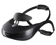 """ヘッドマウントディスプレイ """"Personal 3D Viewer""""[HMZ-T3](状態:マイクロUSB・HDMIケーブル・ケーブルホルダー・ヘッドホン・内箱欠品、外箱破れ)"""