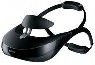 """ヘッドマウントディスプレイ """"Personal 3D Viewer""""[HMZ-T3] (状態:電源コード1本・HDMIケーブル欠品)"""