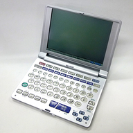 電子辞書 PW-A8000 シルバー(状態:本体のみ)