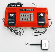 カラーテレビゲーム 15[MODEL CTG-15V](状態:説明書状態難)
