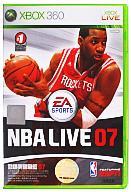 アジア版 NBA Live 07(国内版本体動作可)