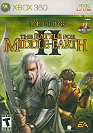 アジア版 Lord of the Rings: Battle for Middle Earth II(国内版本体動作不可)