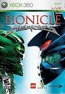EU版 BIONICLE HEROES(国内版本体動作可)