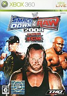 WWE2008 SmackDown!vsRaw