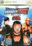 WWE2008 SmackDown!vsRaw