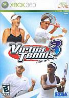 北米版 Virtua Tennis3(国内版本体動作可)