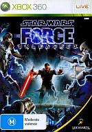 EU版 STAR WARS:THE FORCE UNLEASHED(国内版本体動作可)