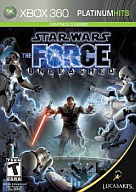 北米版 STAR WARS:THE FORCE UNLEASHED[PLATINUM HITS](国内版本体動作可)
