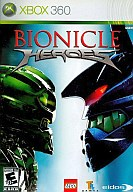 北米版 BIONICLE HEROES(国内版本体動作可)