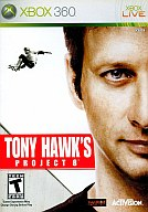 北米版 TONY HAWK'S PROJECT 8(国内版本体動作可)
