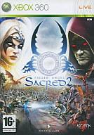 アジア版 Sacred 2 Fallen Angel(国内版本体動作可)