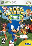 北米版 SEGA SUPERSTARS TENNIS&XBOX LIVE arcade COMPILATION DISC(国内版本体動作可)