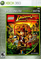北米版 LEGO INDIANA JONES:THE ORIGINAL ADVENTURES[PLATINUM FAMILY HITS](国内版本体動作可)