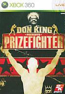 アジア版 DON KING PRESENTS:PRIZE FIGHTER(国内版本体動作可)