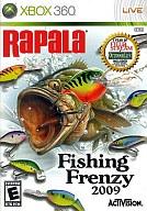 北米版 RAPALA Fishing Frenzy 2009(国内版本体動作可)