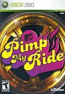 北米版 Pimp My Ride(国内版本体動作可)