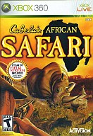 北米版 Cabela's AFRICAN SAFARI(国内版本体動作不可)
