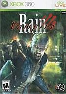 アジア版 Vampire Rain(国内版本体動作可)