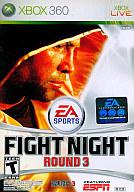 アジア版 FIGHT NIGHT ROUND 3(国内版本体動作可)