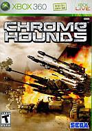 北米版 CHROMEHOUNDS(国内版本体動作可)