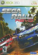 北米版 SEGA RALLY REVO(国内版本体動作可)