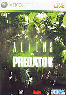 アジア版 Aliens vs. Predator(国内版本体動作可)