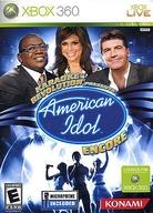 北米版 KARAOKE REVOLUTION PRESENTS American Idol ENCORE マイク同梱(国内版本体動作不可)