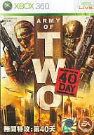 アジア版 ARMY OF TWO THE 40th Day(国内版本体動作可)
