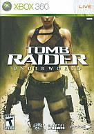 北米版 TOMB RAIDER UNDERWORLD(国内版本体動作可)