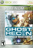 アジア版 Tom Clancy's GHOST RECON ADVANCED WARFIGHTER(国内版本体動作可)