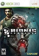 アジア版 BIONIC COMMANDO(国内版本体動作可)