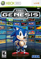 北米版 SONIC'S ULTIMATE GENESIS COLLECTION(国内版本体動作可)