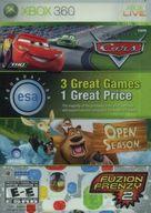 北米版 3GreatGames 1GreatPrice(国内版本体動作不可)