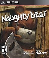 北米版 Naughty Bear(国内版本体動作不可)